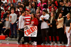 CIAC Boys Basketball; Cheshire vs. Southington - Photo # 631