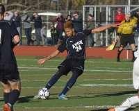 Connecticut High School Sports; CIAC Boys Soccer, Class L State Tournament Final's - #5 Wethersfield 1 vs. #14 Avon 3 (2OT) - Gallery 1; from Rosek-Skubel Stadium, Middletown High School, Middletown, CT; November 21, 2015; Pictures by James C. Garman; Photo #