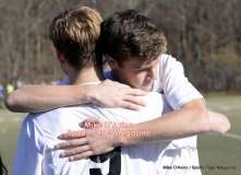 CIAC Boys Soccer Class M Tournament Final's – #5 Brookfield 1 vs. #18 Ellington 0 – Postgame, Part 3 - Photo # (23)