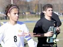 CIAC Boys Soccer Class M Tournament Final's – #5 Brookfield 1 vs. #18 Ellington 0 – Postgame, Part 3 - Photo # (40)