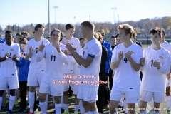 CIAC Boys Soccer Class M Tournament Final's – #5 Brookfield 1 vs. #18 Ellington 0 – Postgame, Part 3 - Photo # (92)