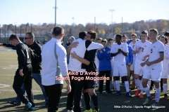 CIAC Boys Soccer Class M Tournament Final's – #5 Brookfield 1 vs. #18 Ellington 0 – Postgame, Part 3 - Photo # (97)