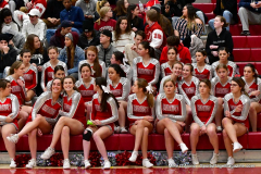 CIAC Boys Basketball; Wolcott 81 vs. Oxford 74 - Photo # 485