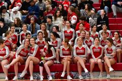 CIAC Boys Basketball; Wolcott 81 vs. Oxford 74 - Photo # 487