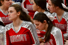 CIAC Boys Basketball; Wolcott 81 vs. Oxford 74 - Photo # 498