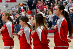 CIAC Boys Basketball; Wolcott vs. Ansonia - Photo # (132)