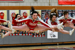 CIAC Boys Basketball; Wolcott vs. Ansonia - Photo # (89)