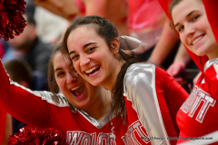 CIAC Boys Basketball; Wolcott vs. Ansonia - Photo # (909)