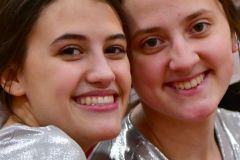 CIAC Girls Basketball; Wolcott vs. St. Paul - Photo # 325