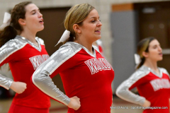 CIAC Girls Basketball; Wolcott vs. St. Paul - Photo # 340