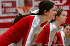 CIAC Girls Basketball; Wolcott vs. St. Paul - Photo # 344