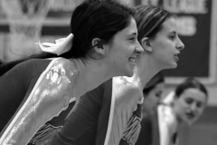 CIAC Girls Basketball; Wolcott vs. St. Paul - Photo # 345