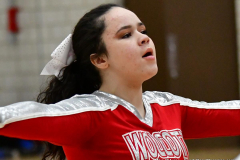 CIAC Girls Basketball; Wolcott vs. St. Paul - Photo # 392