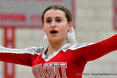 CIAC Girls Basketball; Wolcott vs. St. Paul - Photo # 394