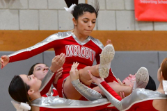 CIAC Girls Basketball; Wolcott vs. Watertown - Photo # 126