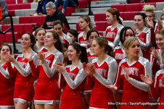 CIAC Girls Basketball; Wolcott vs. Watertown - Photo # 193