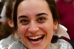 CIAC Girls Basketball; Wolcott vs. Watertown - Photo # 228