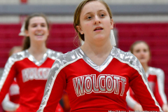 CIAC Girls Basketball; Wolcott vs. Watertown - Photo # 354