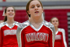 CIAC Girls Basketball; Wolcott vs. Watertown - Photo # 355