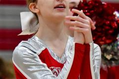 CIAC Girls Basketball; Wolcott vs. Watertown - Photo # 358