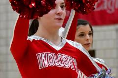 CIAC Girls Basketball; Wolcott vs. Watertown - Photo # 360