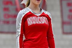 CIAC Girls Basketball; Wolcott vs. Watertown - Photo # 369
