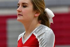 CIAC Girls Basketball; Wolcott vs. Watertown - Photo # 383