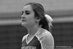 CIAC Girls Basketball; Wolcott vs. Watertown - Photo # 384