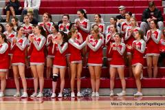 CIAC Girls Basketball; Wolcott vs. Watertown - Photo # 470