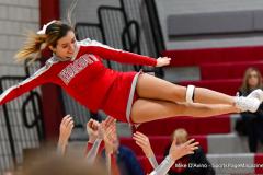 CIAC Girls Basketball; Wolcott vs. Watertown - Photo # 663