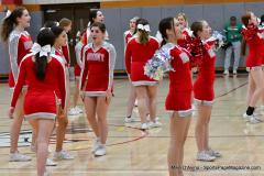 CIAC Girls Basketball; Wolcott vs. Watertown - Photo # 676