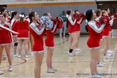 CIAC Girls Basketball; Wolcott vs. Watertown - Photo # 677