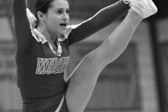 CIAC Girls Basketball; Wolcott vs. Watertown - Photo # 685