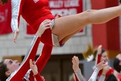 CIAC Girls Basketball; Wolcott vs. Watertown - Photo # 688