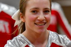 CIAC Girls Basketball; Wolcott vs. Watertown - Photo # 691