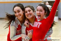 CIAC Girls Basketball; Wolcott vs. Watertown - Photo # 701