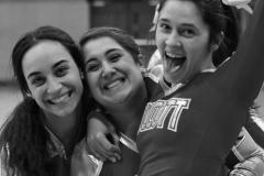 CIAC Girls Basketball; Wolcott vs. Watertown - Photo # 703