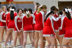 CIAC Girls Basketball; Wolcott vs. Watertown - Photo # 782