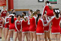 CIAC Girls Basketball; Wolcott vs. Watertown - Photo # 783