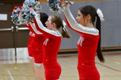 CIAC Girls Basketball; Wolcott vs. Watertown - Photo # 785