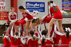 CIAC Girls Basketball; Wolcott vs. Watertown - Photo # 795