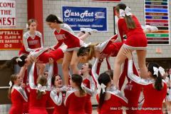 CIAC Girls Basketball; Wolcott vs. Watertown - Photo # 796