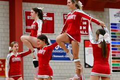 CIAC Girls Basketball; Wolcott vs. Watertown - Photo # 801
