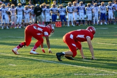 CIAC Football; Wolcott 34 vs. Seymour 27 - Photo #A 419