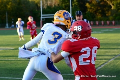 CIAC Football; Wolcott 34 vs. Seymour 27 - Photo #A 448