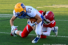 CIAC Football; Wolcott 34 vs. Seymour 27 - Photo #A 460