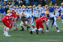 CIAC Football; Wolcott 34 vs. Seymour 27 - Photo #A 490