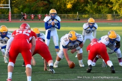 CIAC Football; Wolcott 34 vs. Seymour 27 - Photo #A 503