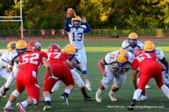CIAC Football; Wolcott 34 vs. Seymour 27 - Photo #A 504