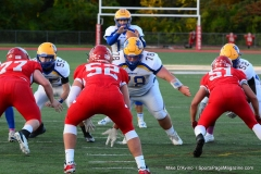 CIAC Football; Wolcott 34 vs. Seymour 27 - Photo #A 516
